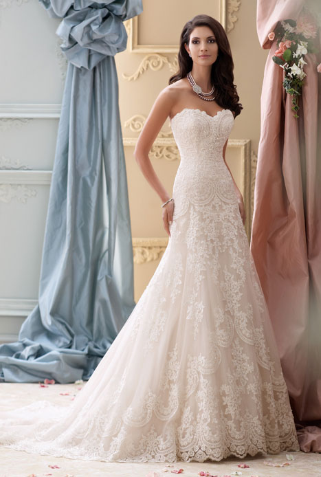 Wedding Dresses Jefferson St Dallas Tx : Lulu s bridal gt designers david tutera for mon cheri