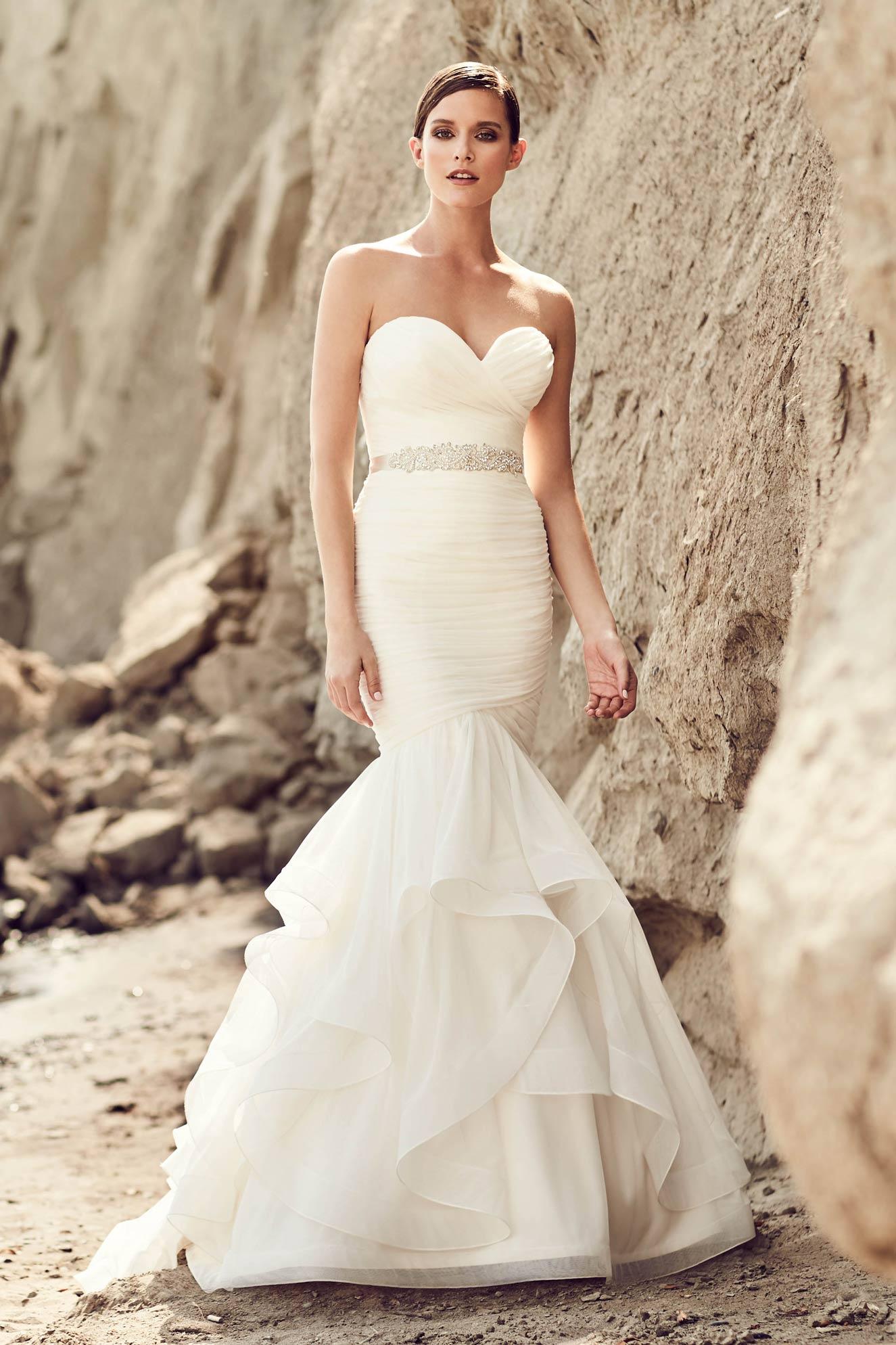 Mb2111 Mesh Tulle Wedding Dress: Lulus Beaded Bodice Wedding Dress At Websimilar.org
