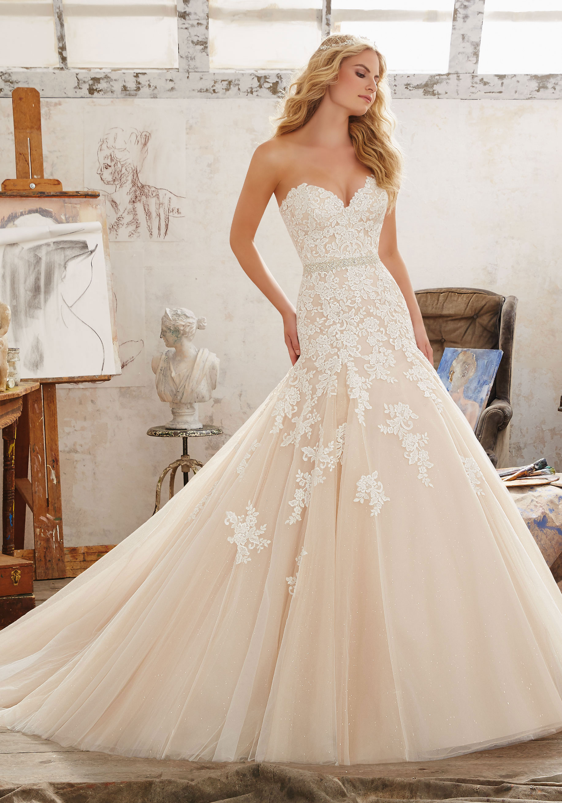 ML8101 - LuLu\'s Bridal