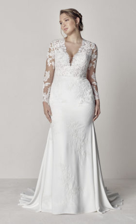 6943b9d3214 Pronovias Archives - LuLu s Bridal